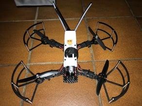 QAV 250 Case for X4r, Flvss, Fpv transmitter