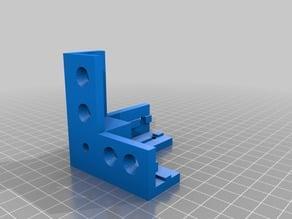 Attachment for 20x20 profile. Frame for XY Core. Befestigung für alu profile. für Rahmen XY CORE.