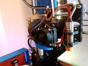 Anet A8 E3D V6 XL mount