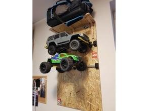 Rc cars shelf
