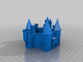 My Customized Medieval Fortress Generator