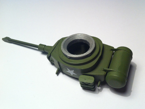 M2-C medium walker turret fix