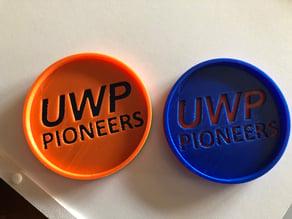 University of Platteville Coaster