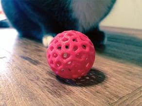Voronoi Cat Toy