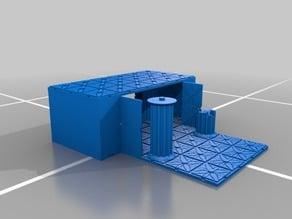 Modular 28mm Scale Terrain ~ Old Temple
