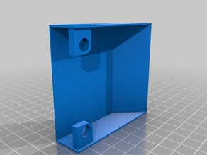 Prusa i4 cover for power fan