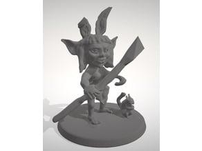 Gnome Druid