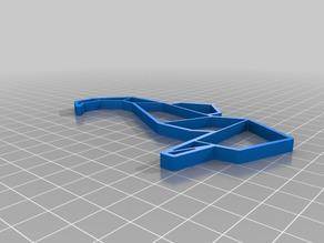 Origami Seahorse