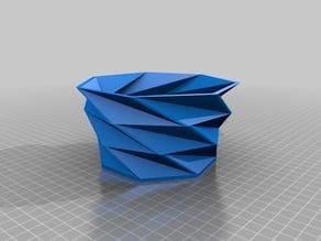 Small geometric bowls