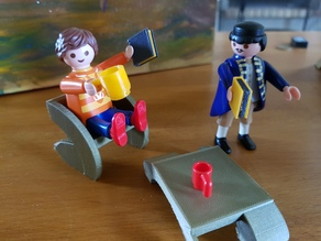 furniture and accessories for playmobil