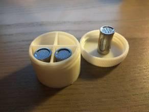 Flowermate Steelpod Carry Case