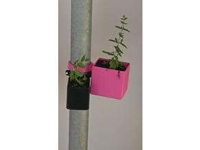 Planter Pot for Rainpipe