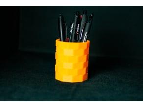 Einfacher Stiftehalter