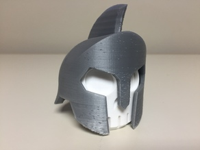 Gladiator Helmet for Skully
