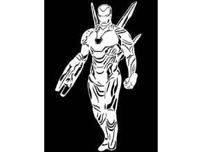 Iron Man MK 50