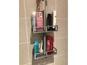 Shower tray / Panier de douche