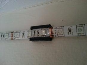 LED light strip holder