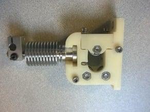 PG35L Delta Micro Extruder for E3D