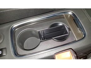 Opel / Vauxhall Astra K Cup / Phone holder