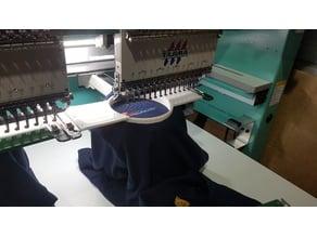 Tajima Embroidery Hoop 15