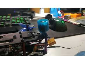 AXII antenna mount Martian II or any 32mm standoff drone