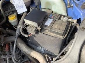 VW Lupo Sicherungskasten Deckel