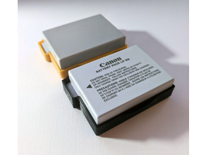 Canon Camera Battery Cover