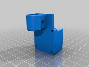 Dial indicator / Comparator holder for E3D