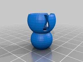 The Popcorn Joint - Simple Ball & Socket Joint for PLA
