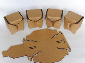 Folding box 100mm