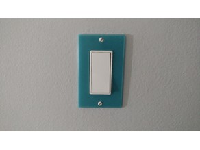 Rocker Light Switch Faceplate
