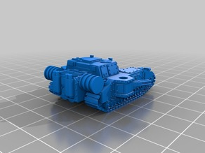 Epic Decimator Superheavy Tank