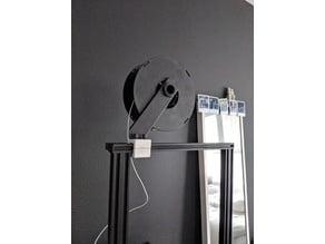 Cr-10 Top spool holder attachment