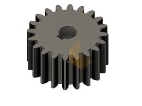 Scopedome Ver.1 - Nylon Rotation Gear