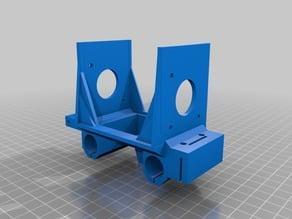 Dual BMG Aqua Cyclops Leapfrog Creatr Carraige