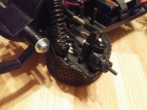 HSP TRIBESHEAD Truggy Parts