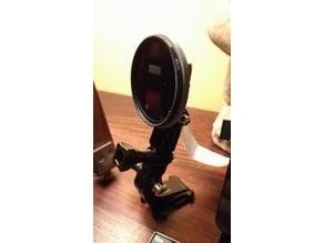 Lens mount for Raspberry camera