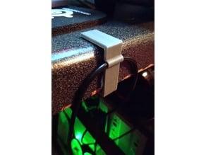 Headphone cord fitting