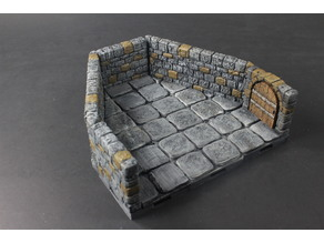 OpenForge 2.0 Dungeon Stone Diagonals