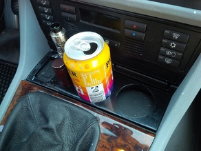 Cup Holder Insert for BMW 5-Series E39