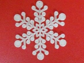 Snow Flake 008