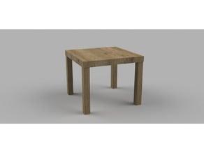 Ikea lack table (all dimensions)