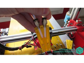 Multi-Extrusion system for Scalar 3D Printer