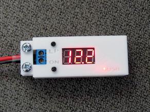 Enclosure for Drok DC-DC USB Voltage Converter 12V to 5V/2A