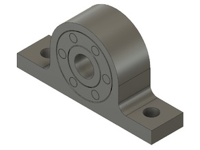 Pillow Block Bearing Drop In Replacement