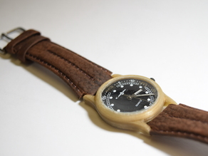 Wrist Watch Casing