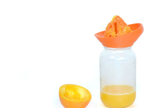 Orange juicer by Samuel Bernier, Project RE_