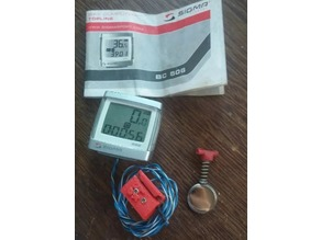 sigma bc 506 odometer replacement