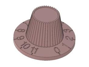Spinal Tap - Amp Knob - Take it to 11!