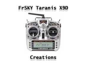 FrSKY Taranis Creations